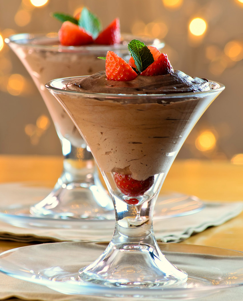 Fancy Chocolate Dessert Recipes on a Budget