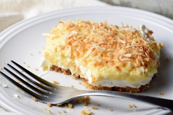 Coconut Cream Lush (20-Minute Recipe)