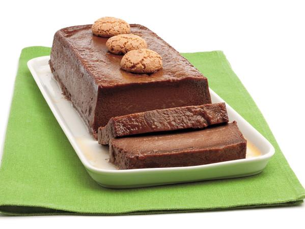 Bonet from Piedmont - Chocolate Pudding
