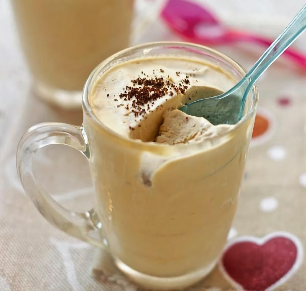 Cheap & Delish Cappuccino White Chocolate Mousse
